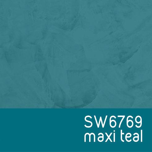 SW6769 Maxi Teal