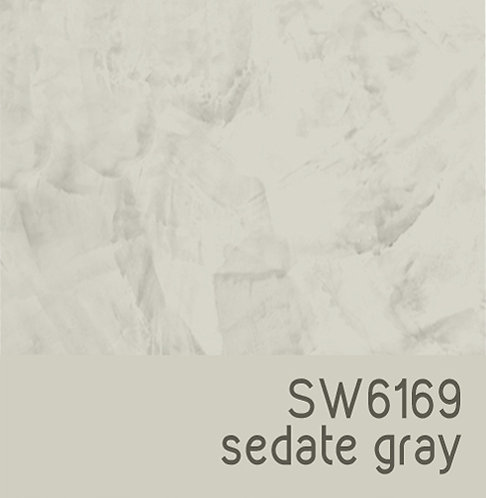 SW6169 Sedate Gray