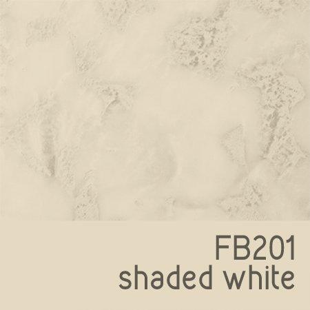 FB201 Shaded White
