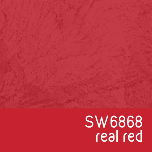 SW6868 Real Red