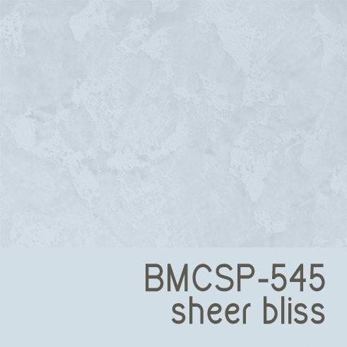 BMCSP-545 Sheer Bliss