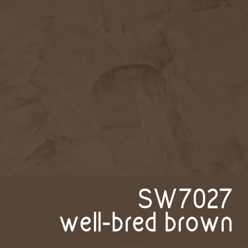 SW7027 Well-Bred Brown