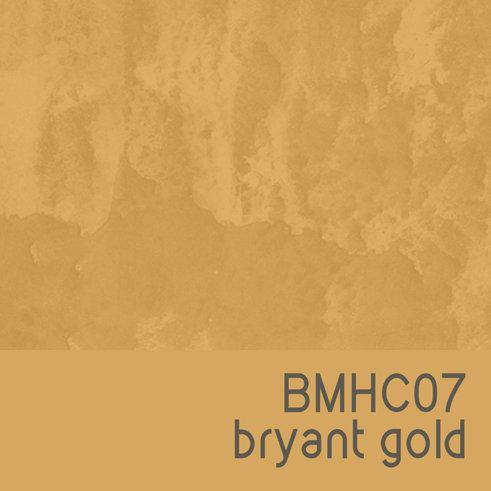 BMHC07 Bryant Gold