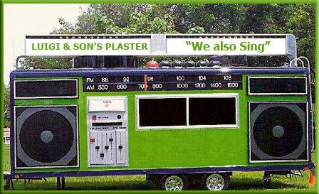Luigi & Son's Plaster