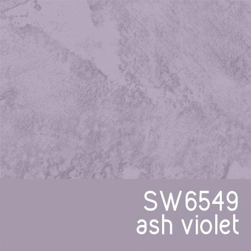 SW6549 Ash Violet