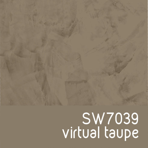 SW7039 Virtual Taupe