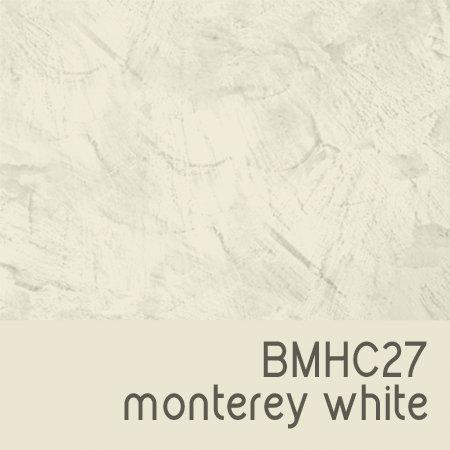 BMHC27 Monterey White