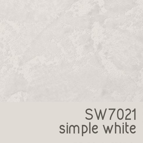 SW7021 Simple White