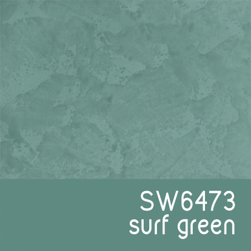 SW6473 Surf Green