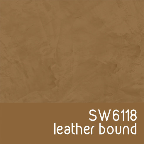 SW6118 Leather Bound