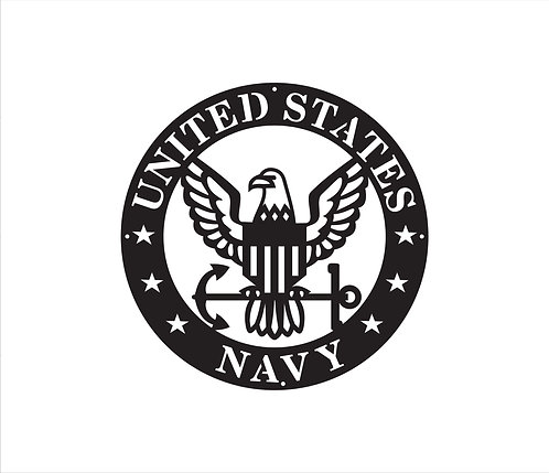 Navy Seal Metal Sign