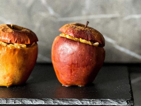 Μήλα Γεμιστά