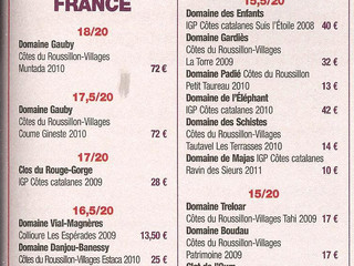 Tahi named one of the top Roussillon wines of the past 5 years
