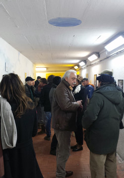 Egocentrica opening con Gianni Lillo