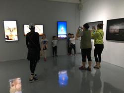 exhibition view trimani
