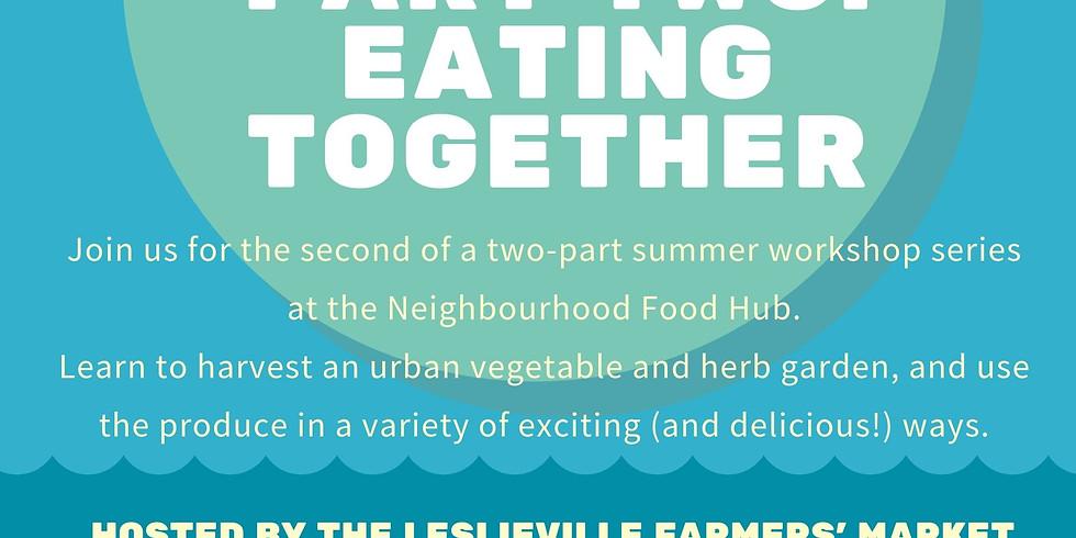 Eating Together: PICKLING - FULL