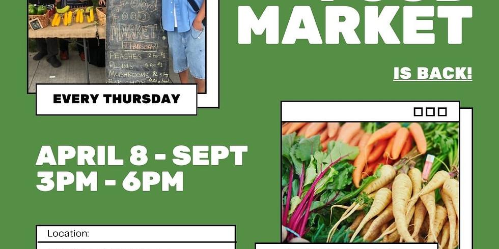 Good Food Market - Launch