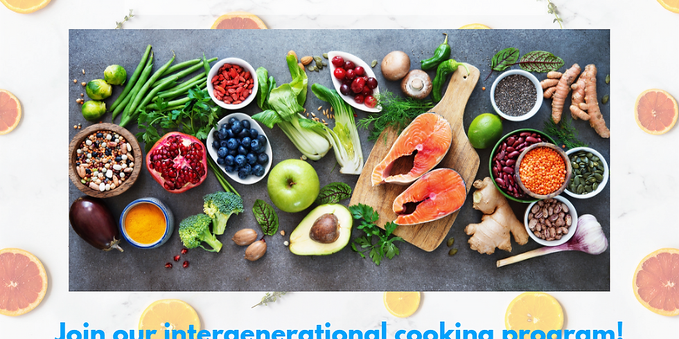 Intergenerational Cooking Classes
