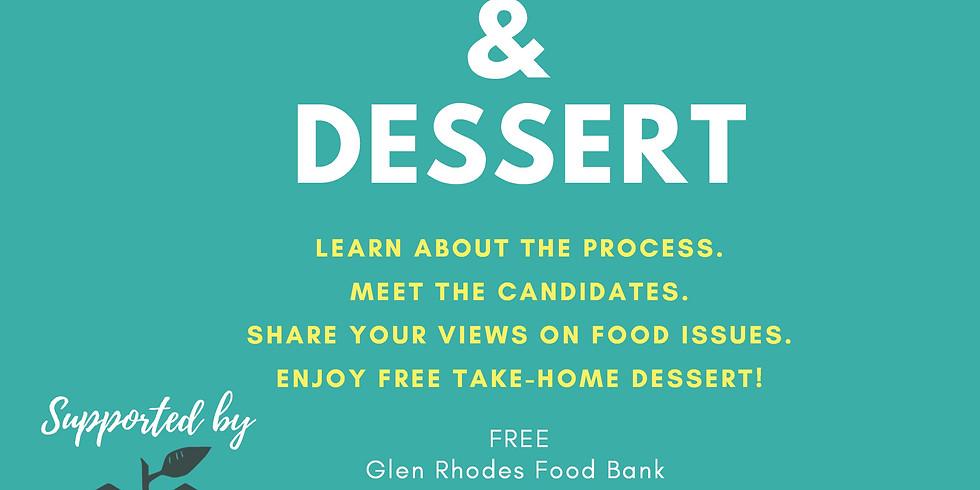 Democracy & Dessert