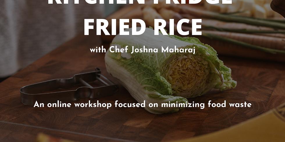 Kitchen Fridge Fried Rice