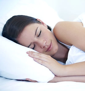 Woman Sleeping,