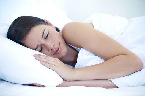 mujer durmiente
