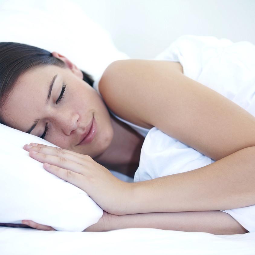 « Mieux dormir pour être en forme » : Mardi 29 septembre de 11h à 12h
