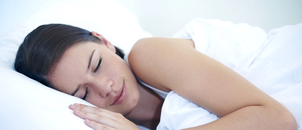 SLEEP AS MEDICINE