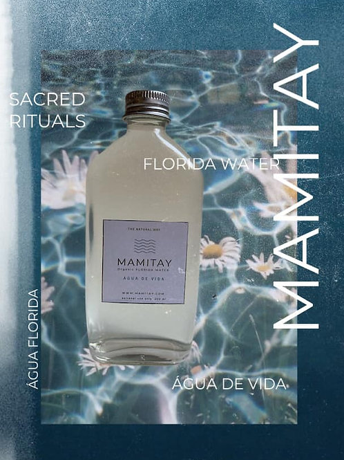 MAMITAY -Agua de Vida Florida Water