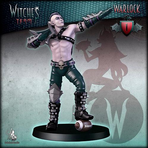 Warlock 1 - Witches Team