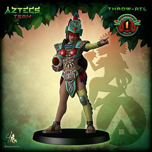 Throw-atl 1 - Aztecs Team