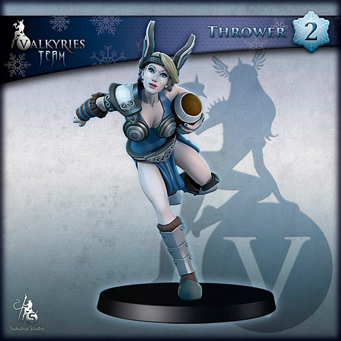 Thrower 2 - Valkyries Team
