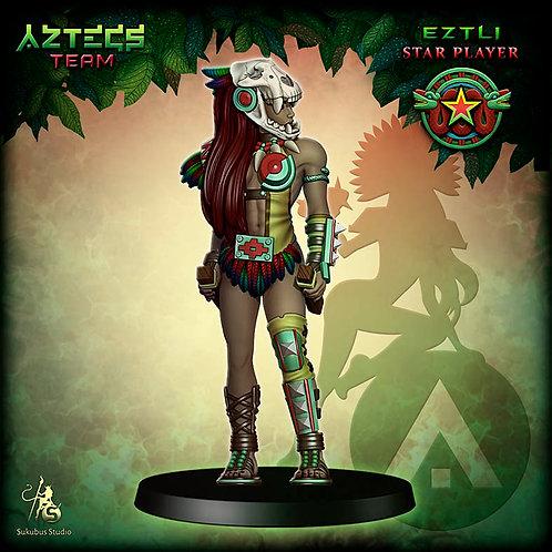 Eztli - Star Player - Aztecs Team