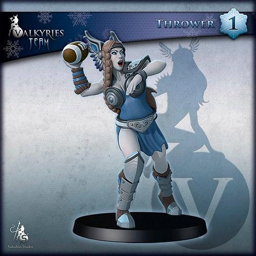 Thrower 1 - Valkyries Team