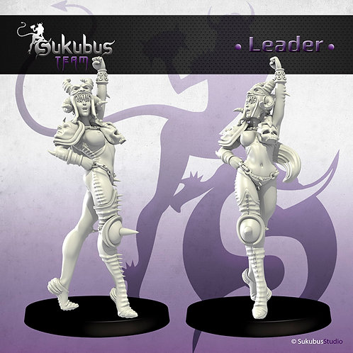 Leader - Sukubus Team