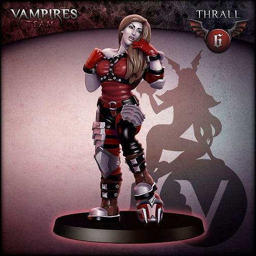 Thrall 6 - Vampires Team