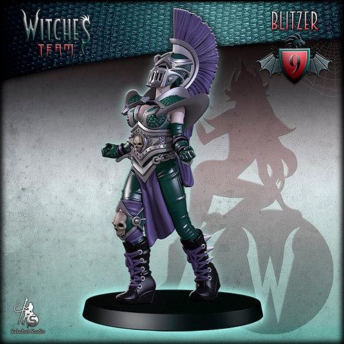 Blitzer 9 - Witches Team