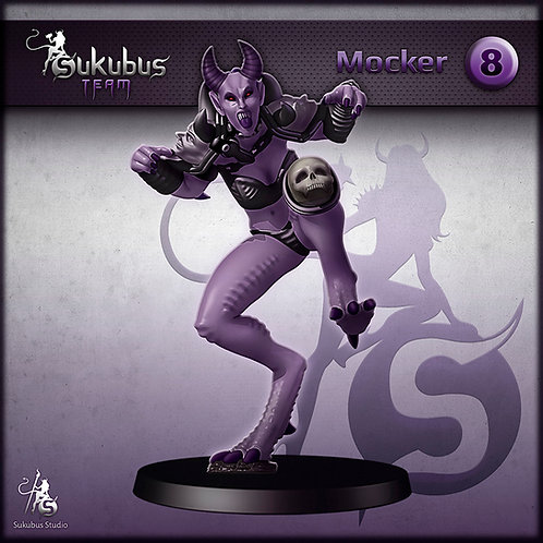 Mocker - Sukubus Team