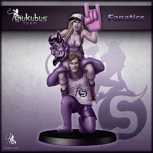 Fanatics - Sukubus Team