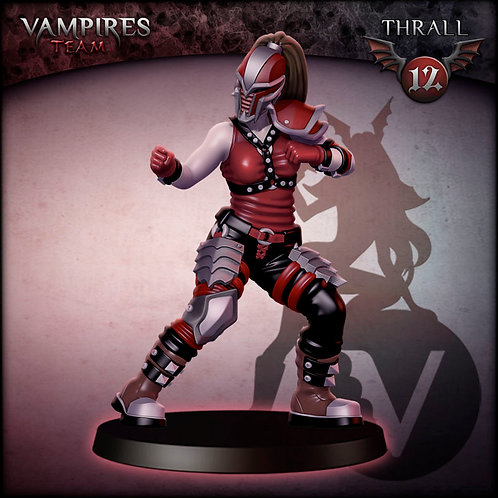 Thrall 12 - Vampires Team