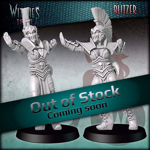 Blitzer 11 - Witches Team