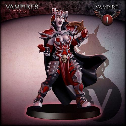 Vampire 1 - Vampires Team