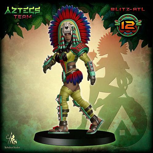 Blitz-atl 12 - Aztecs Team
