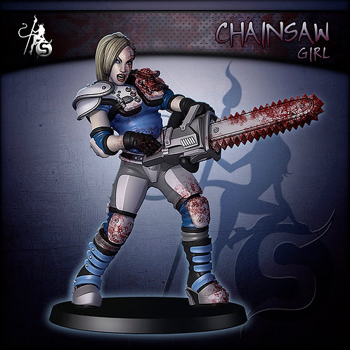 Chainsaw Girl