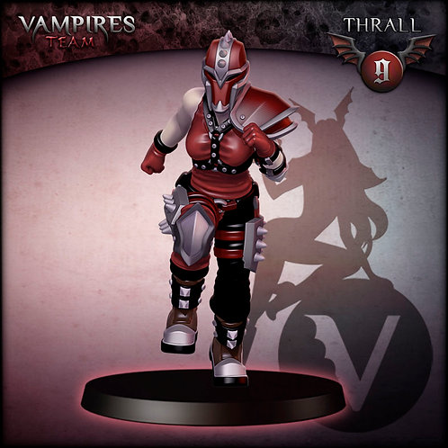 Thrall 9 - Vampires Team