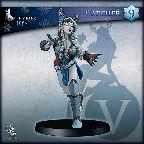 Catcher 9 - Valkyries Team