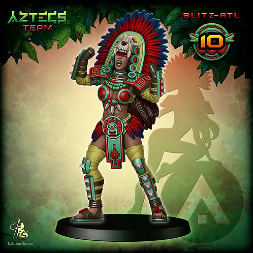 Blitz-atl 10 - Aztecs Team