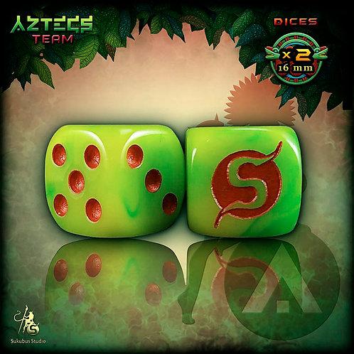 Dices- Aztecs Team