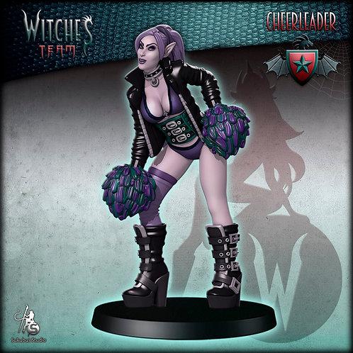 Cheerleader - Witches Team