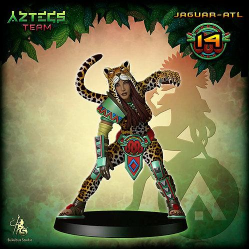 Jaguar-atl 14 - Aztecs Team